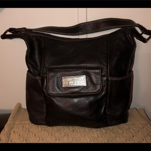 🎀 Kenneth Cole Reaction leather purse. 10x12""